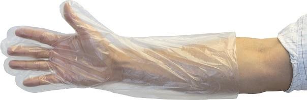 """18"""" Clear Polyethylene Glove"""
