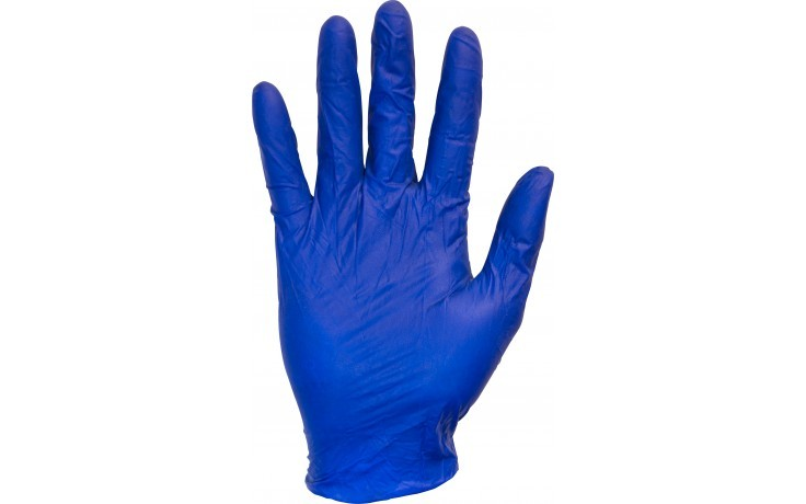 5 MIL, Blue Powder Free Latex