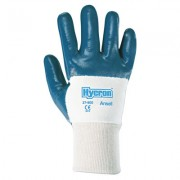 HYCRON 27-600-HEAVY DUTYNITRILE PALM COAT SZ 10