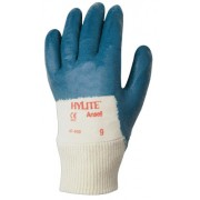 HYLITE 47-400 MED WEIGHTNITRILE PALM COAT SZ 7| 12 PAIRS