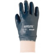 HYLITE 47-402 MED WEIGHTNITRILE FULL COAT SZ 9