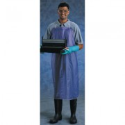 ANS CLOTH 56-001 VYL APRON 33X44-8 ML BLUE