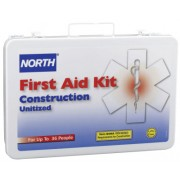36 UNIT UNITIZED FIRST AID KIT STEEL CASE