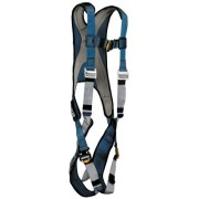 VEST-STYLE EXOFIT HARNESS- MEDIUM- BACK D-RING