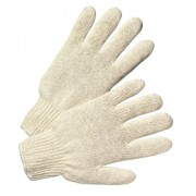 MENS HEAVY WT STRING KNIT GLOVES