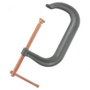 "ANCHOR 408C 8"" DROP FORGED C-CLAMP"