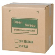 S4065-GREEN WAX BASE FLOOR SWEEP