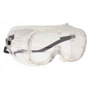 440 BASIC DIRECT VENT GOGGLES CLEAR LENS