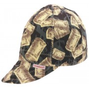 BLK SNG SIDED WELD CAP SIZE 7 7/8