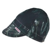 CAP REVERSIBLE CAMO ELASTIC