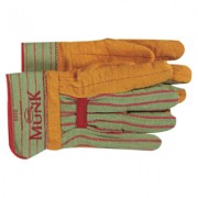 JUMBO MONK GOLDEN BROWNDOUBLE PALM W/RUBBERIZE