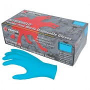 MED 4 MIL NITRISHIELD DISPOSABLE GLOVE PWDR FREE