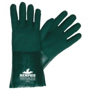 "14"" GREEN GAUNTLET JERSEY LINED SANDY"