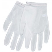NYLON INSPECTOR GLOVES LINT FREE MENS LARGE