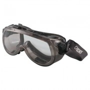 CR 2410F GOGGLE GRY/CLEAR