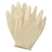 (PACK/90) PFE LATEX EXAMGLOVES XL  PWDR-FREE
