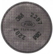 2297 ADVANCED PARTICULATE FILTER- P100  100/CS