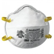 N95 PARTICULATE RESPIRATOR RED