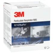 8210PLUS PARTICULATE RESPIRATOR N95 PRO PKG/RED