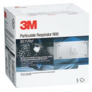 8511 PARTICULATE RESPIRATOR N95 PRO PACKAGED