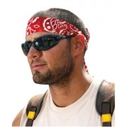 STAR/STRIP BANDANA/HEADBAND-TIE