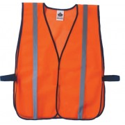 8020HL- STANDARD VEST- H&L- ORANGE- ONE SIZE