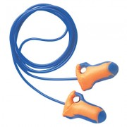 LASER-TRAK DISP. DETECTABLE FOAM EARPLUG