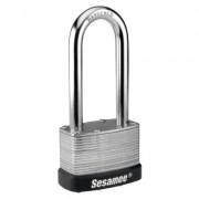 SESAMEE KEYLESS PADLOCK2 1/4IN SHACKLE BOX