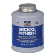 #771 NICKEL ANTI-SEIZE 8OZ BRUSH TOP