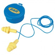 ULTRA FIT EAR PLUGS W/CORD & CARRYING