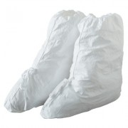 "NEXGEN HIGH BOOT COVER 18"" PVC SOLE MD"