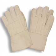 HEAVY WEIGHT, HOT MILL, BURLAP LINED, 3-PLY, GAUNTLET