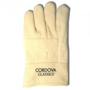 CORDOVA CLASSICS™, PREMIUM, GREEN, HEAVY WEIGHT HOTMILL, 100% COTTON, 3-PLY, BURLAP LINED, BAND TOP