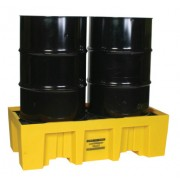 2 DRUM CONTAINMENT PALLET