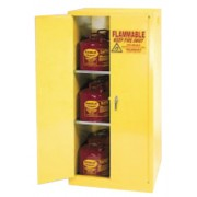 60GAL. CAP. SAFETY STORAGE CABINET TWO DOOR MA