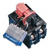 UNIVERSAL MULTI-POLE BREAKER LOCKOUTS