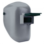 906 WELDING HELMET W/O HEADGEAR GRAY