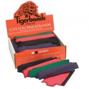 ABSORBENT COTTON SWEATBAND CAPS