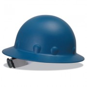 FULL BRIM P1A HARD HAT BLUE  RATCHET