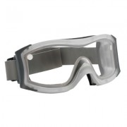 DUO GOGGLE NEOPRENE STRAP CLEAR PCASAF/FROSTED