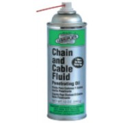 12 OZ CHAIN & CABLE FLUID AEROSOL