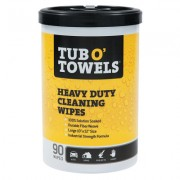 TUB O'TOWELS HAND/HARD SURFACE 90 CT