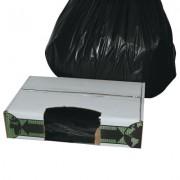 (CASE/50) 38X60 ECO LINER 55 GAL HVY BLK