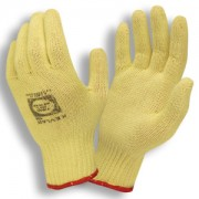 100% KEVLAR®, MACHINE KNIT SHELL, 7-GAUGE, ANSI CUT LEVEL 3