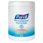 PURELL WIPES/BAK/270 CANISTER