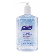 PURELL ADV HAND SANITIZER ORIG 8OZ PUMP BOTTLE