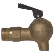 "3/4"" SS ADJUSTABLE FAUCET"
