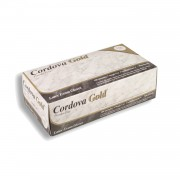 CORDOVA GOLD™ LATEX, EXAM GRADE, POWDER FREE, TEXTURED, 10 BOXES OF 100