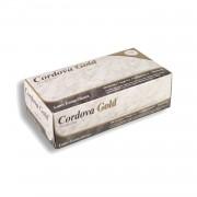 CORDOVA SILVER™ LATEX, INDUSTRIAL GRADE, POWDER FREE, TEXTURED, 10 BOXES OF 100