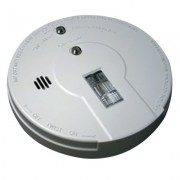 BATTERY OPERATED SMOKE DETECTOR W/EXIT LIGHT